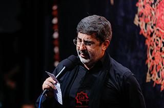 گلچین مداحی محمدرضا طاهری در شب سوم محرم 97 + فیلم