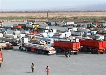 صادرات کالا از مرز مهران به عراق
