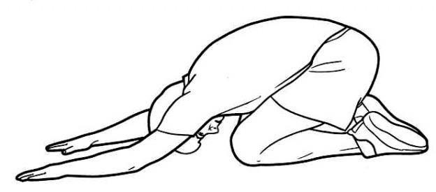 تمرین های مناسب برای درمان انحنای ستون مهره+ تصویر