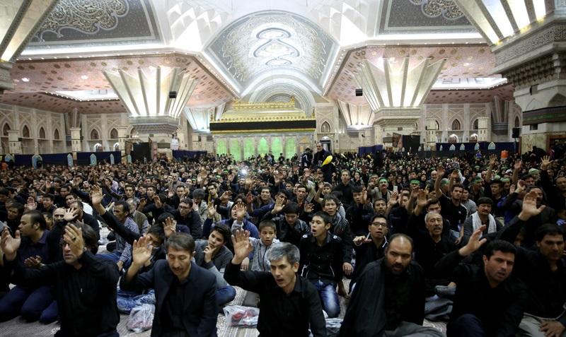 اعلام ویژه برنامههای مراسم عزاداری سالار شهیدان در حرم مطهر امام خمینی (ره)