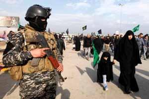 پلیس کربلا خبر درگیری زائران ایرانی و عراقی را رد کرد