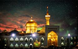 ماجرای شفا پیدا کردن مداح معروف در حرم امام رضا (ع) + فیلم