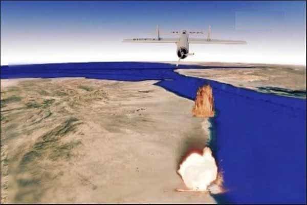 هدف قرار گرفتن اتاق عملیات متجاوزان در ساحل غربی یمن توسط پهپاد قاصف