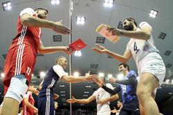 لحظه به لحظه با دیدار دو تیم والیبال ایران و لهستان