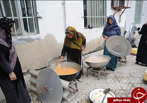 آداب و رسوم ترکمنها در محرم