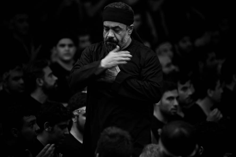 گلچین مداحی محمود کریمی و میثم مطیعی محرم ۹۷