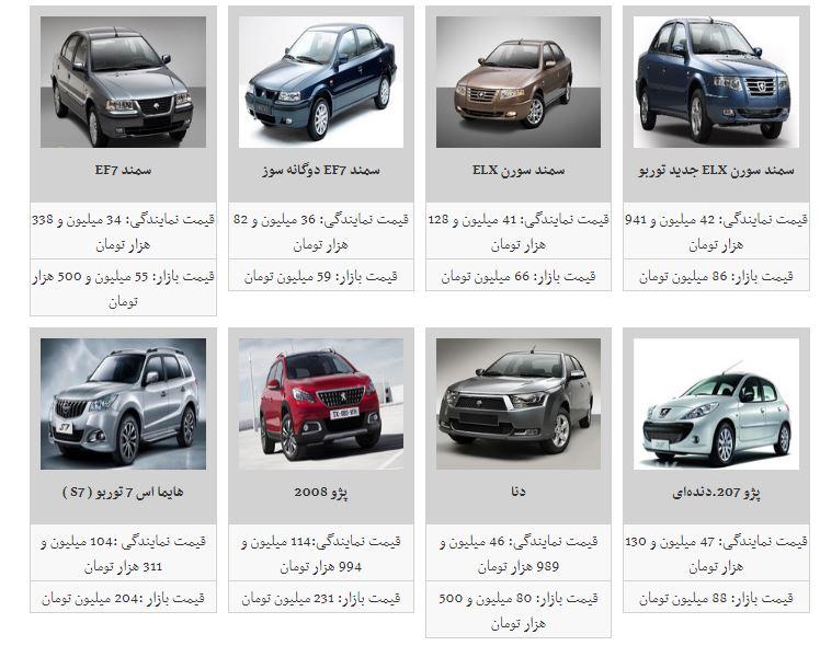 قیمت خودرو در مسیر افزایش قرار گرفت