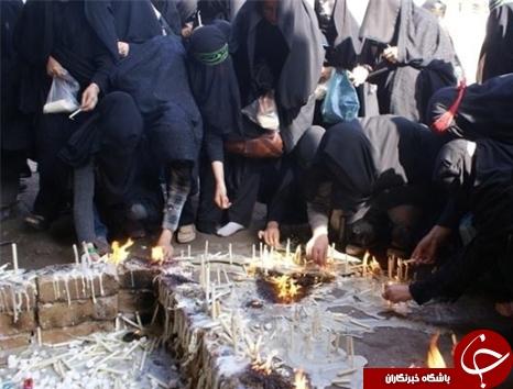 آیین چهل منبر، آیین سوگواری زنان لرستانی در تاسوعای حسینی