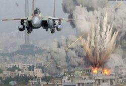 راهکار سوریها برای در امان ماندن از حملات هوایی +تصاویر