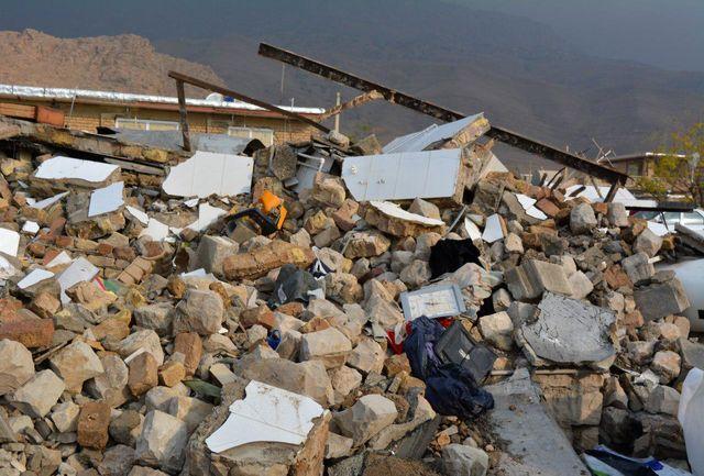 هیچ آلودگی زیست محیطی در زمینه پسماند در مناطق زلزله زده نداریم