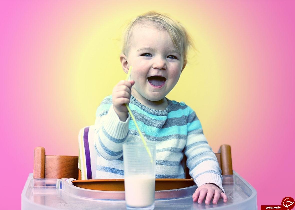 بررسی تفاوت شیر کم چرب با پرچرب