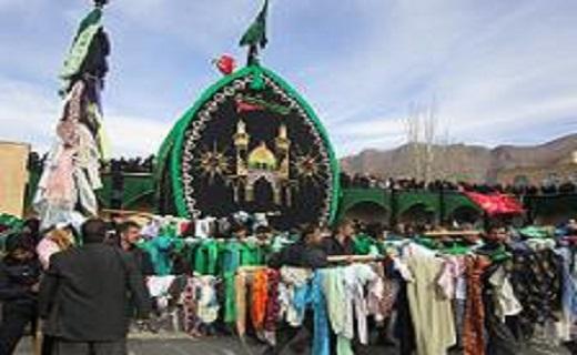 آداب و رسوم مردم روستای پندر در ماه محرم