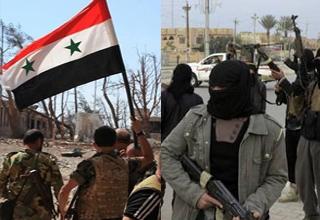باشگاه خبرنگاران - از انهدام مقر عناصر تروریستی تا هلاکت تکتیراندازان «داعش» توسط ارتش سوریه +نقشه میدانی