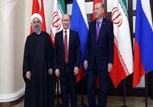 نشریه فرانسوی: ایران، روسیه و ترکیه، غرب را در سوریه کنار زدند