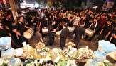 گزارش تصویری چایخانه حضرت ام البنین (س)
