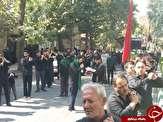 باشگاه خبرنگاران - مردم خوی در سوگ  سالار شهیدان عزاداری کردند