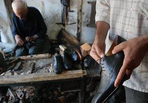 کمبود مواد اولیه برای تولید کفش دستدوز/ افزایش 20 درصدی قیمت کفش در بازار