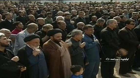 باشگاه خبرنگاران -برگزاری مراسم تاسوعای حسینی در کهگیلویه و بویراحمد