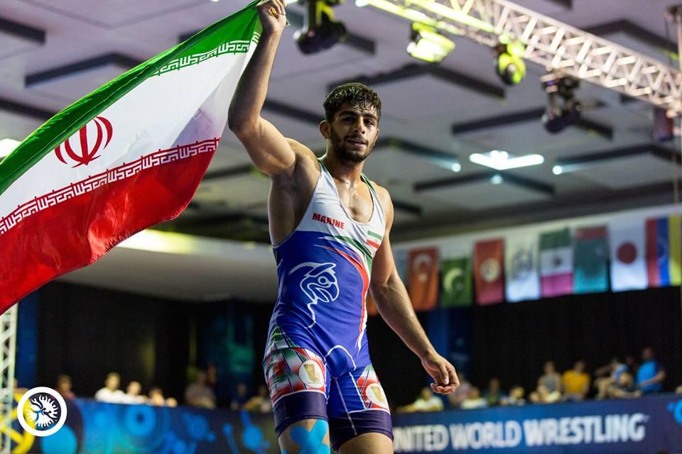 با کسب 4 مدال طلا و 2 برنز صورت گرفت؛ تکرار عنوان قهرمانی ایران در رقابتهای کشتی فرنگی جوانان جهان