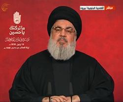 سید حسن نصرالله: حاکم واقعی در برخی کشورهای عربی و اسلامی، سفیر آمریکاست
