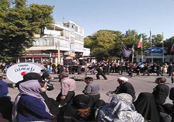 باشگاه خبرنگاران - برگزاری مراسم عاشورای حسینی اهل سنت و شیعیان در استان کردستان + تصاویر