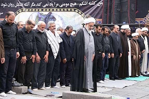 باشگاه خبرنگاران - نماز ظهر عاشورا در قزوین اقامه شد