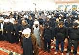 باشگاه خبرنگاران -اقامه نماز ظهر عاشورا در بندرعباس +تصاویر