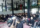 باشگاه خبرنگاران - اقامه نماز ظهر عاشورا در روستای خرمند + فیلم