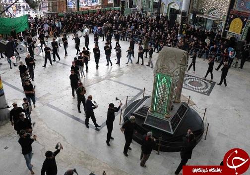 مازندران در سوگ اباعبدالله الحسین (ع) +تصاویر
