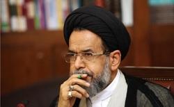 حضور وزیر اطلاعات در هیئت مداح معروف +عکس