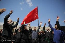 عزاداری روز عاشورای حسینی در مشهد