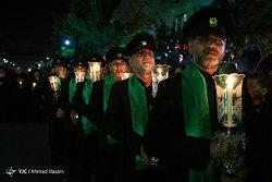 شام غریبان سیدالشهدا (ع) در مشهد