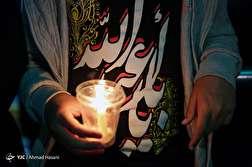 باشگاه خبرنگاران - شام غریبان سیدالشهدا (ع) در مشهد