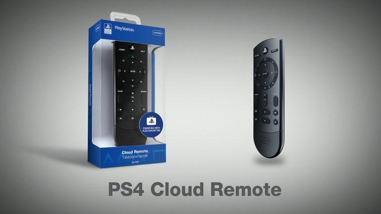 ریموت کنترلی با قابلیت کنترل برنامههای Play Station4 ساخته شد