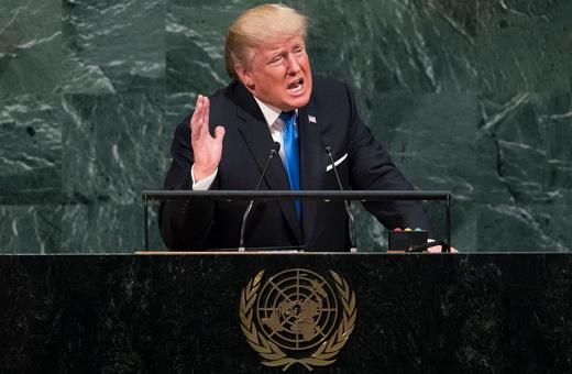 محورهای سخنرانی ترامپ در نشست شورای امنیت مشخص شد
