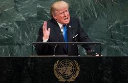 محورهای سخنرانی ترامپ در مجمع عمومی و شورای امنیت سازمان ملل مشخص شد