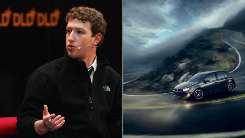 تمام خودروهایی که مارک زاکر برگ مالک آنها بوده + تصاویر