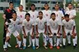 شکست فوتبال نوجوانان ایران مقابل اندونزی