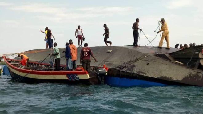 باشگاه خبرنگاران -افزایش شمار تلفات سانحه غرق شدن کشتی در تانزانیا
