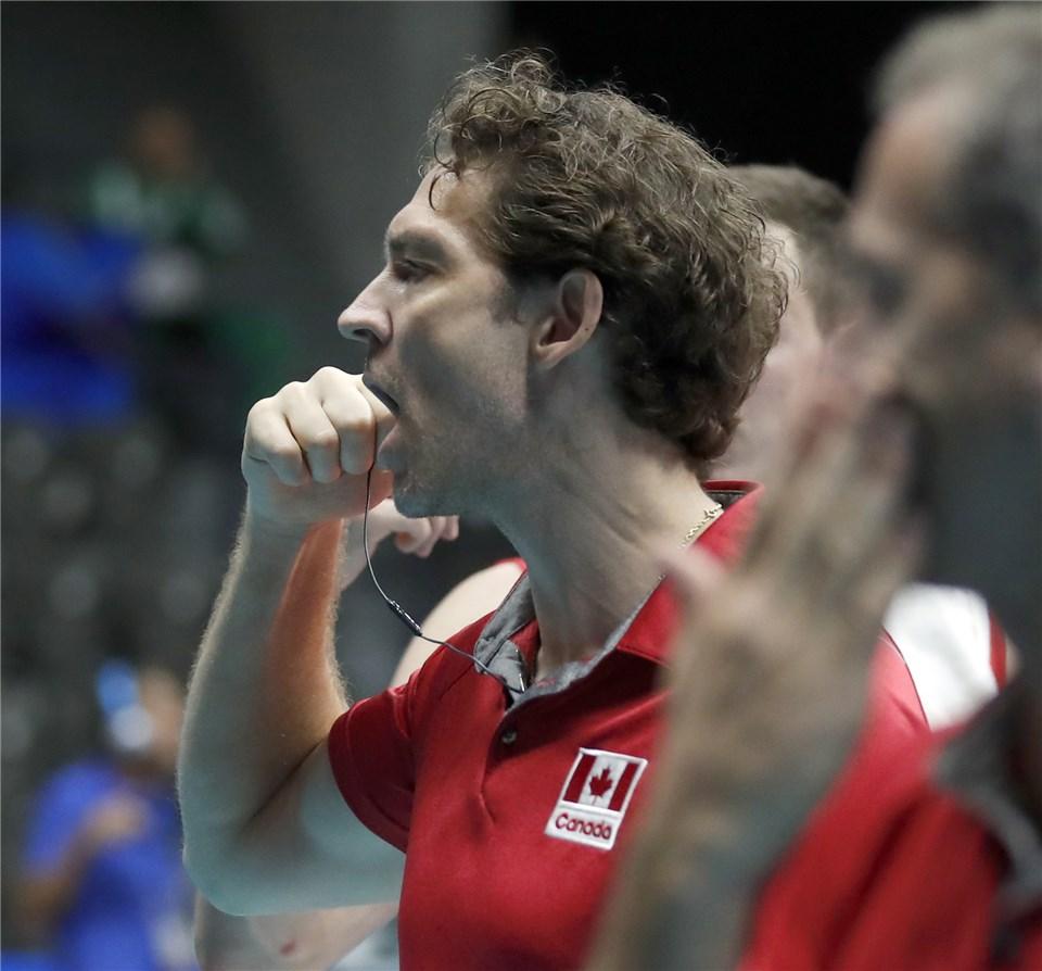جدال با کانادا، گام دوم شاگردان ایگور در مرحله دوم والیبال قهرمانی مردان جهان