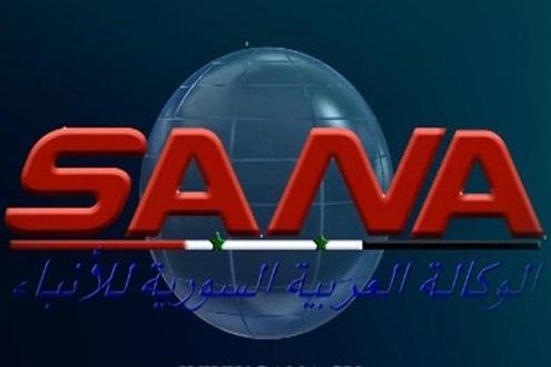 سانا فیلم ساختگی حمله شیمیایی ادعایی غرب در سوریه را منتشر کرد