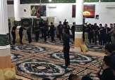 باشگاه خبرنگاران - فیلمی از مراسم سوگواری اباعبدالله الحسین (ع) در «روگیر محمد تقی»