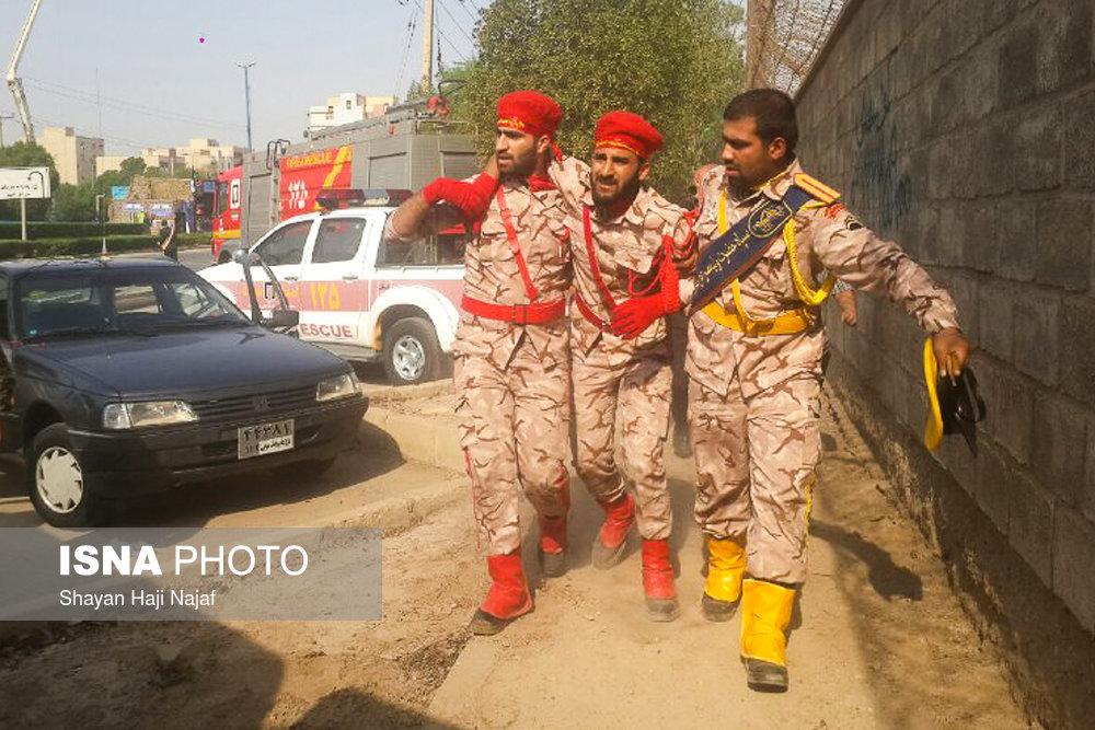 عکس تروریست های حادثه امروز اهواز