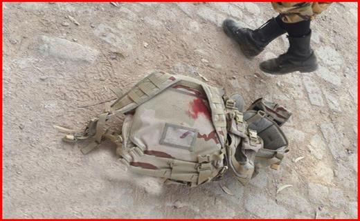 حمله تروریستی به رژه نیروهای مسلح در اهواز+تصاویر