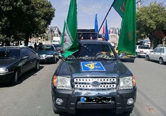 باشگاه خبرنگاران -مراسم رژه نیرویهای مسلح لرستان برگزار شد