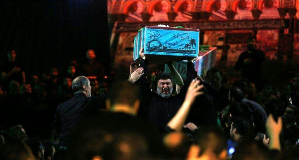 گلچین مداحی سعید حدادیان و محمدحسین حدادیان دهه اول محرم ۹۷