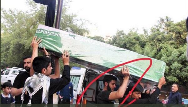 عکس حادثه تروریستی اهواز امروز