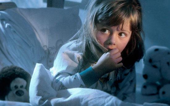 بلایی که تماشای فیلمهای ترسناک بر سر کودکان میآورد