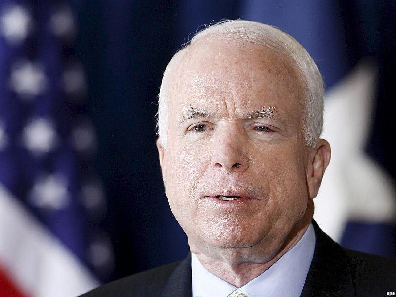 جان مککین سناتور حامی گروهک تروریستی منافقین درگذشت