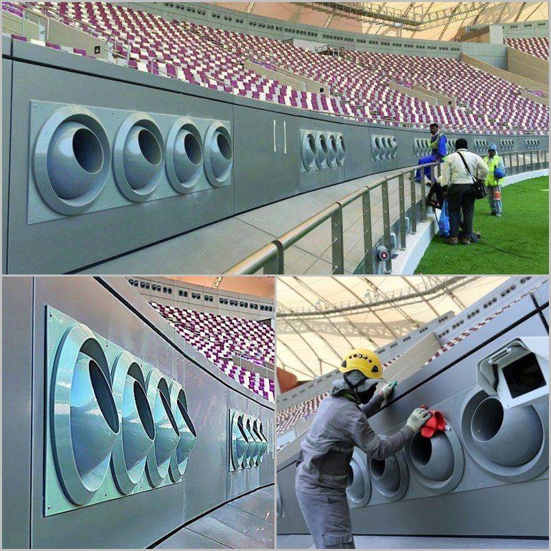 شوالیه های قرمز به دنبال انتقام از پرسپولیس/الدحیل در ورزشگاه جام جهانی 2020 میزبان پرسپولیس می شود